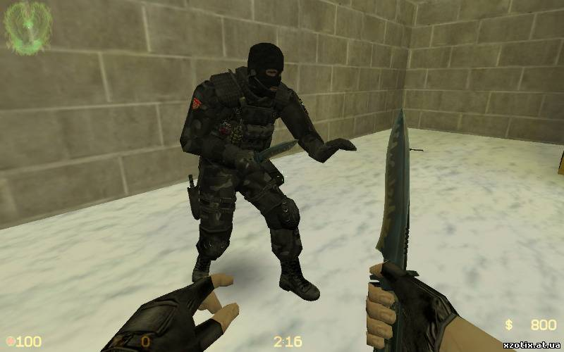 Скачать Counter-Strike 1.6 [ALFA]